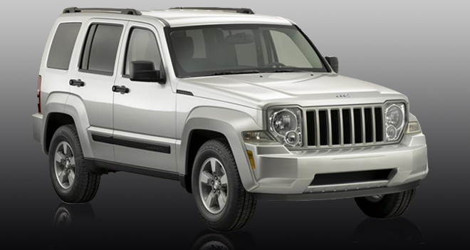 Jeep Liberty St Martin Car Rental Caribbean Vacation